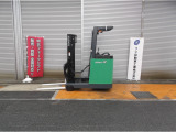 トヨタL&F 電動フォークリフト 1.5t バッテリーリーチ