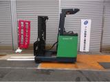 トヨタL&F 電動フォークリフト 2.0t バッテリーリーチ