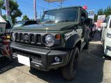 ジムニーシエラ 1.5 JL 4WD 未使用車