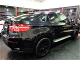 X6 xドライブ 35i 4WD 8速シフト黒革サンルーフ20インチAW