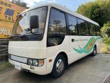 ローザ バス 29人乗 自動ドア 冷蔵庫 ETC