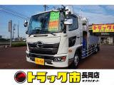 レンジャー クレーン 4t 増トン 標準ベッド付 タダノ6段