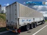 日本トレクス ウィングセミトレーラ 最大積載量26600㎏ 車検付き