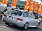 5シリーズツーリング 525iツーリング Mスポーツ ディーラー車・コンビレザーシー・ETC