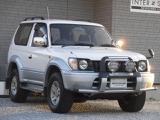 トヨタ ランドクルーザープラド RX パッケージI