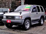 いすゞ ビッグホーン 3.1 XSプレジール ショート ディーゼルターボ 4WD