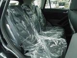 ビニールシートカバーは新車装着時のものです