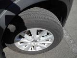 タイヤの溝はこれくらいあります!