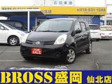日産 ノート 1.5 15M FOUR  4WD