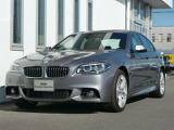 BMW 550i Mスポーツ