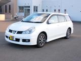 日産 ウイングロード 1.5 15RX FOUR エアロ 4WD