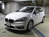 BMW 218dアクティブツアラー ラグジュアリー