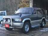 いすゞ ビッグホーン 3.1 ハンドリングバイロータス ロング ディーゼルターボ 4WD