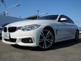 BMW 430iクーペ Mスポーツ