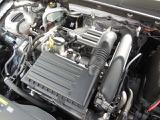 1.2L TSIエンジン。ダイレクトインジェクション(直噴)とターボ(過給)でトルクのあるハイパフォーマンスと、そして低燃費を実現。