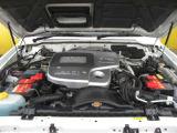 ZD30DDTiエンジン(NEO Di)170PS/3600:37.0kgm/1800rpm!! 寒冷地仕様フューエルリターンコントロールシステム付!!