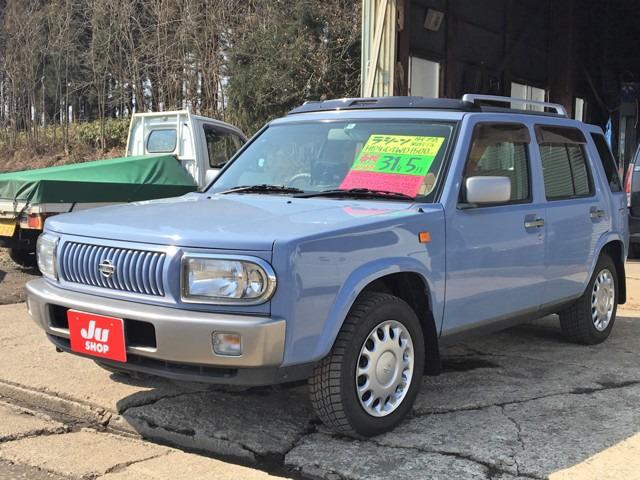 日産 ラシーン 1.5 タイプA 4WD 4WD