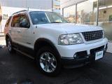 フォード エクスプローラー XLT エクスクルーシブ 4WD