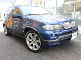 BMW X5 4.8is 4WD