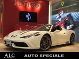 フェラーリ 458スペチアーレA F1 DCT