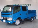 トヨタ トヨエース 3.0 ダブルキャブ ロング ジャストロー ディーゼルターボ