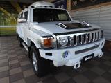 ハマー H3 ラグジュアリー 4WD