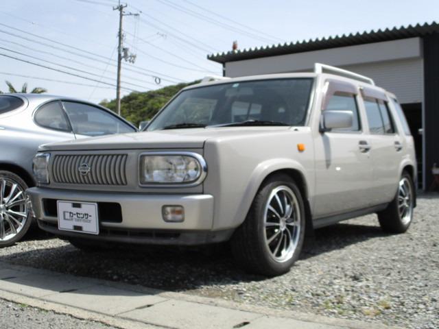 日産 ラシーン 1.8 ft タイプII 4WD 4WD