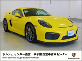 ポルシェ ケイマン GT4