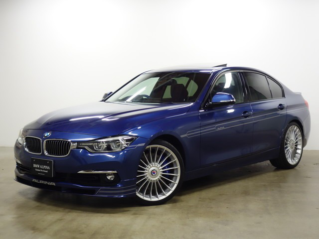 BMWアルピナ B3 ビターボ リムジン