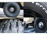 新品DEANカリフォルニア16インチAW&BF255MTタイヤ!