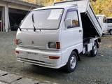 三菱 ミニキャブトラック 簡易ダンプ 三方開 4WD