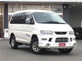 三菱 デリカスぺースギア 3.0 シャモニー ハイルーフ 4WD