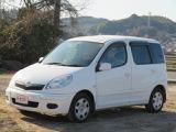 トヨタ ファンカーゴ 1.3 X リヤリビングバージョン