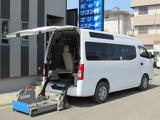 日産 NV350キャラバン 2.5 チェアキャブ M仕様