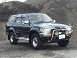 トヨタ ハイラックスサーフ 3.0 SSR-G ワイドボデー ディーゼルターボ 4WD