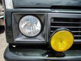 ライトは社外マルチリフレクターに変更!