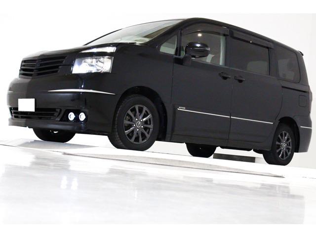 トヨタ ヴォクシー 2.0 X Lエディション フルエアロ 内装天張り張替済み 5モニタ