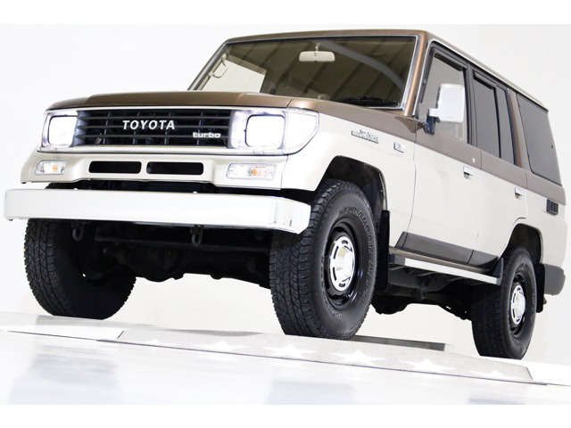 トヨタ ランドクルーザープラド 2.4 SX ディーゼル 4WD タイベル交換済 ナローボディ 4ナンバー