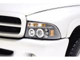 社外ブラックインナーLEDイカリングプロジェクターヘッドライト!パートタイム4WD!!