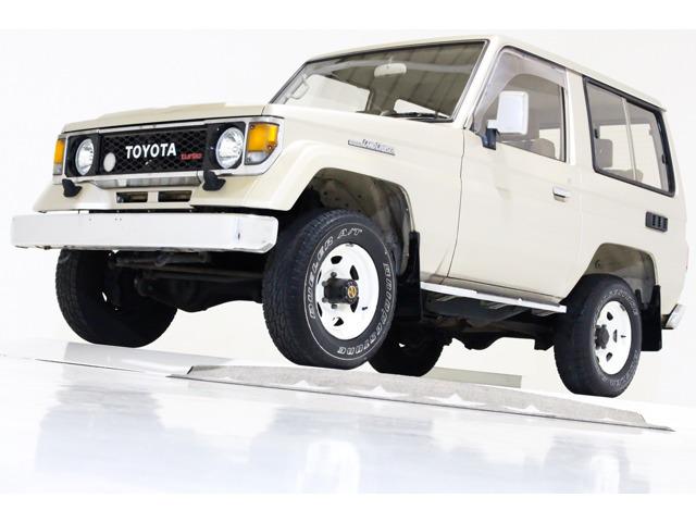 トヨタ ランドクルーザー  2.4 SX5 ディーゼルターボ 4WD