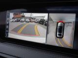 【360°カメラシステム】高画質で歪みの少ない綺麗な画像を360°を見渡せるカメラが装備されております。
