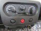 マニュアルエアコンです☆簡単なダイヤル操作で車内を快適な温度にします☆