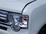 ディスチャージヘッドライトは、本当に明るくて安全です。暗い夜道からお客様を守ってくれます。