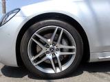 ◆19インチ AMG5ツインスポークアルミホイール ◆Mercedes-Benzロゴ付 ブレーキキャリパー&ドリルドベンチレーテッドディスク
