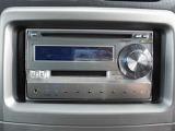 CD再生機能付きです!!♪お好きな音楽を聴きながらドライブが楽しめます♪