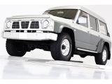 日産 サファリ 4.2 エクストラバン ハイルーフ グランロード ディーゼル 4WD