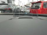 デイスプレイが目線をかえずに、安全運転。