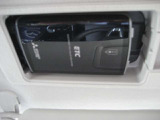 高速道路の乗り降りに便利なETCを装備★バイザー裏に収納されておりますので、見た目もスマートです!