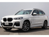 BMW X3 xドライブ20d Mスポーツ ディーゼルターボ 4WD