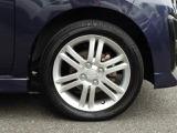 15インチアルミホイール&タイヤ 新品タイヤに交換!